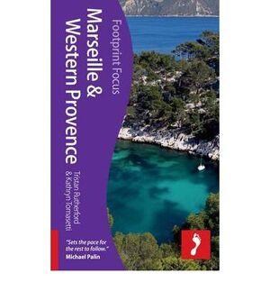 MARSEILLE & WESTERN PROVENCE -FOOTPRINT FOCUS