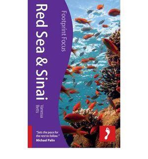 RED SEA & SINAI 1  *GUIAS FOOTPRINT ING.2012*