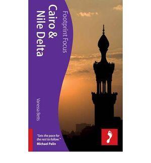 CAIRO & NILE DELTA 1  *GUIAS FOOTPRINT ING.2012*