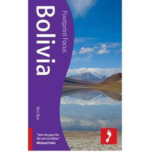 BOLIVIA -FOOTPRINT FOCUS