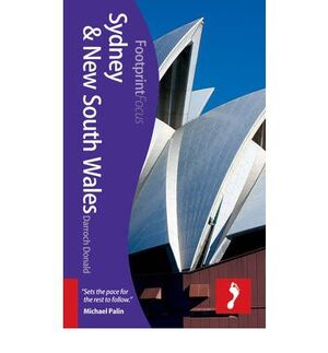 SYDNEY AND NEW SOUTH WALES 1  *GUIAS FOOTPRINT ING.2012*