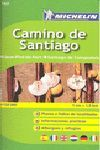 MAPA-GUÍA CAMINO DE SANTIAGO