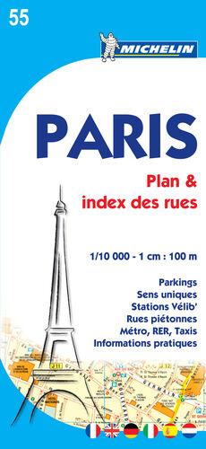 PLANO PARIS PLAN PLUS PRATIQUE