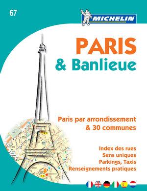 PLANO PARIS & BANLIEUE