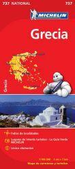 MAPA NATIONAL GRECIA