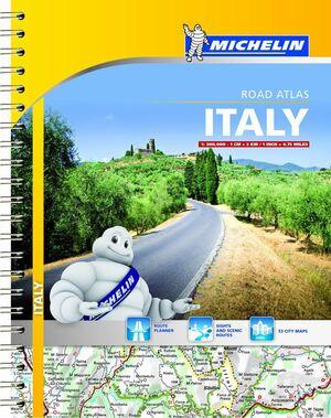 ITALY (ROAD ATLAS)