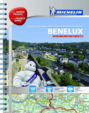 ATLAS BENELUX & NORTH OF FRANCE