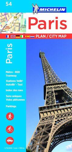PLANO PARIS PLAN ET INDEX