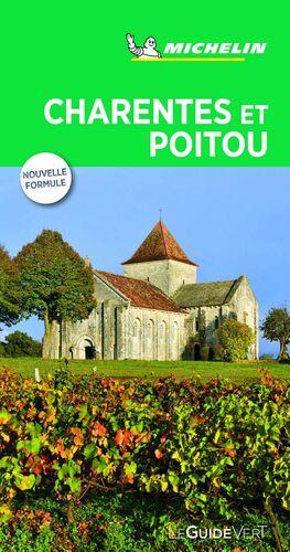 POITOU CHARENTES (LE GUIDE VERT )