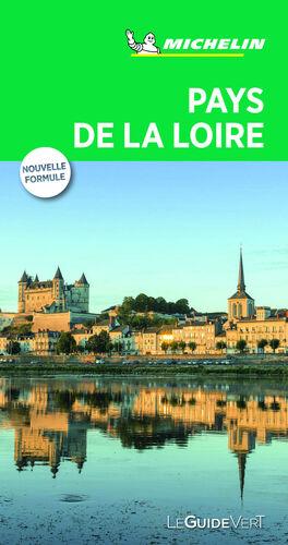 PAYS DE LA LOIRE (LE GUIDE VERT)