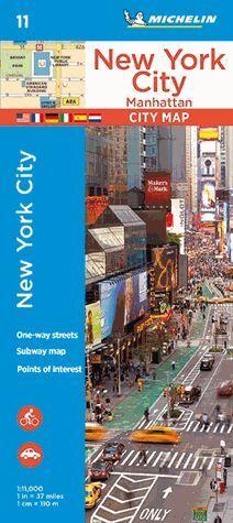 PLANO NEW YORK CITY, MANHATTAN