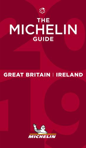 THE MICHELIN GUIDE GREAT BRITAIN & IRELAND 2019