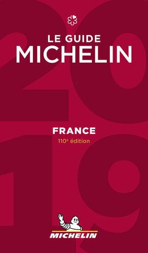 LE GUIDE MICHELIN FRANCE 2019