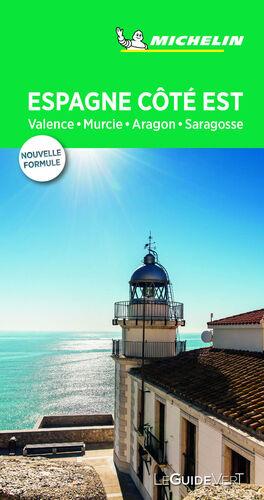ESPAGNE CÔTE EST: VALENCE, MURCIE, ARAGÓN (LE GUIDE VERT)