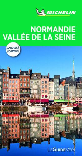NORMANDIE VALLÉE DE LA SEINE (LE GUIDE VERT)