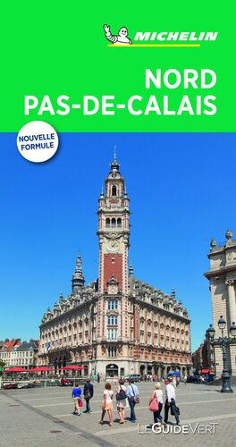 NORD PAS DE CALAIS (LE GUIDE VERT )