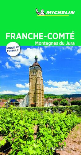 FRANCHE-COMTÉ JURA (LE GUIDE VERT(