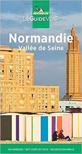 GUIA VERDE NORMANDIE, VALLEE DE LA SEINE (00347)