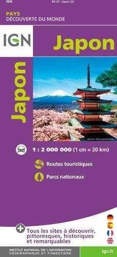 JAPON 1:2.000.000 -IGN