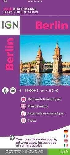 BERLIN 1:15.000 -IGN