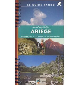 GUIDE RANDO: ARIÈGE, LE