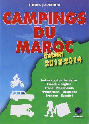 CAMPING DU MAROC 2013-14
