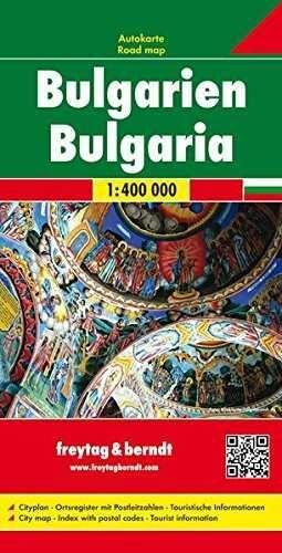 BULGARIA 1:400 000
