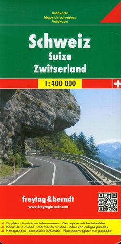 SUIZA 1:400.000