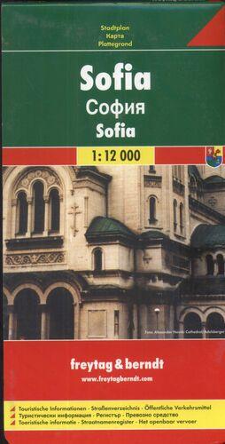 SOFIA. 1:12 000