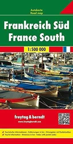FRANCIA SUR 1:500.000