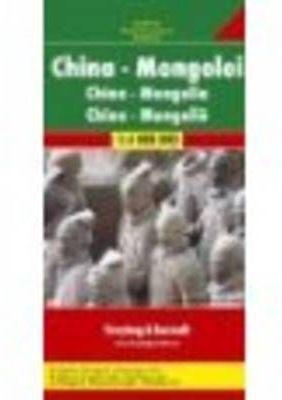 CHINA-MONGOLIA 1:4.000.000