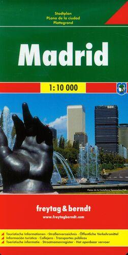 MADRID 1:10.000