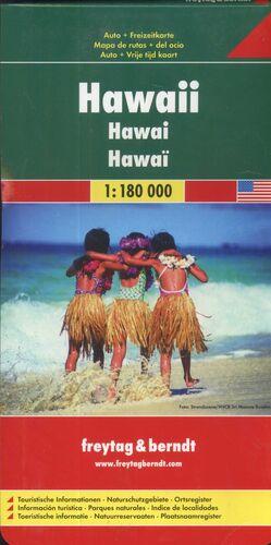 HAWAI 1:180.000