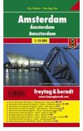 AMSTERDAM CITY POCKET 1:10.000