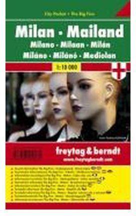 MILAN CITY POCKET 1:10.000