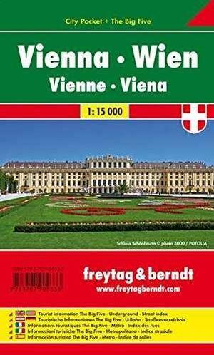 VIENA CITY POCKET 1:10.000