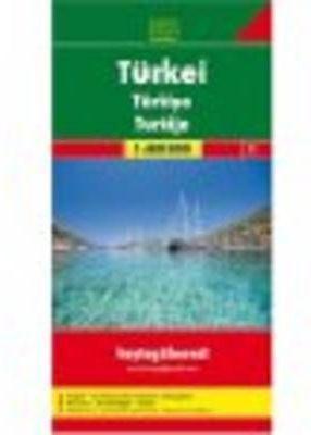 TURQUIA 1:800.000