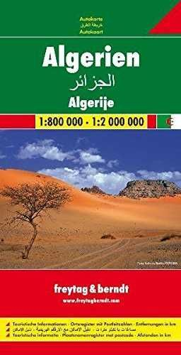ARGELIA 1:800.000