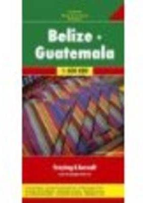 BELICE-GUATEMALA 1:400.000