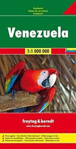 VENEZUELA 1:1.000.000