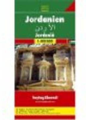JORDANIA 1:700.000