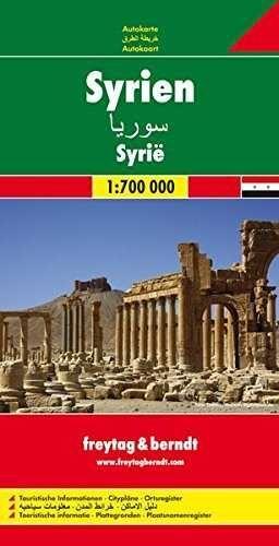 SIRIA 1:700.000