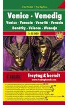VENECIA CITY POCKET 1:10.000