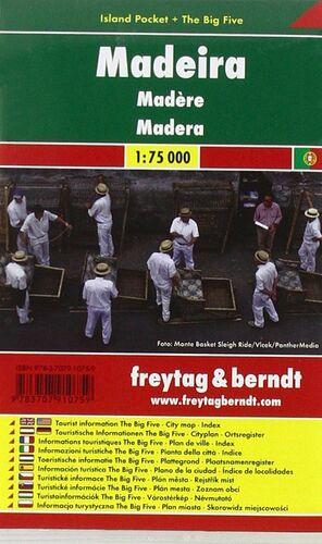 MADEIRA 1:75000