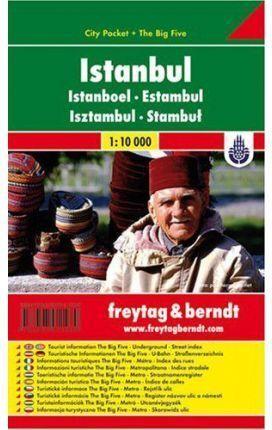 ESTAMBUL CITY POCKET 1:10.000