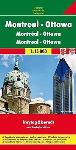 OTAWA-MONTREAL 1:15.000