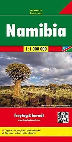 NAMIBIA **FREYTAG BRENDT 2011**