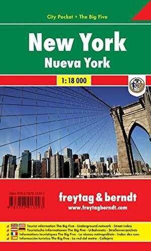 NUEVA YORK **CITY POCKET **