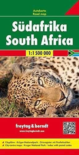 SUDAFRICA *MAPA FREYTAG & BERNDT*