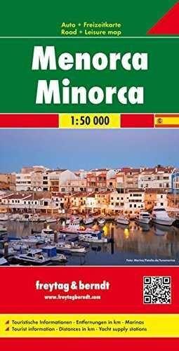 MENORCA *FREYTAG 1:50 000*